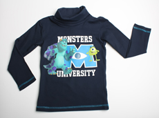 Водолазка Monsters University