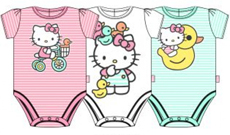 Комплект из 3 боди Hello Kitty FOX